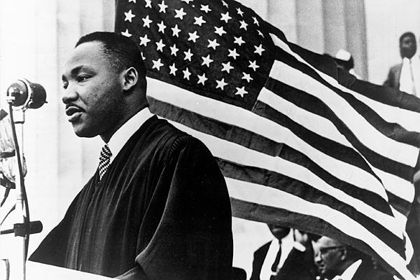 Martin Luther King Jr Yehuda Maccabee Inspire Moral Values